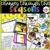 Changes Through the Seasons > Sort, Identify, Compare and Write!