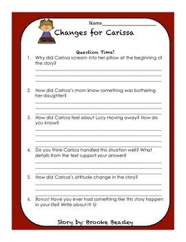 Changes for Carissa RL2.3 RL2.5 RL3.3