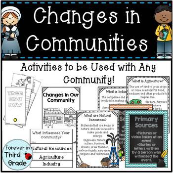 Changes in Communities