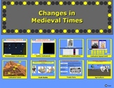 Changes in Medieval Times - Bill Burton