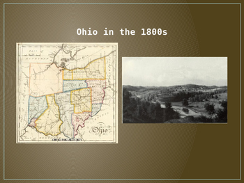 Changes in Ohio's Environment
