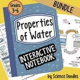 Properties of Water Interactive Notebook BUNDLE