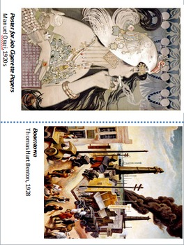 Changes of the 1920s: The Jazz Age