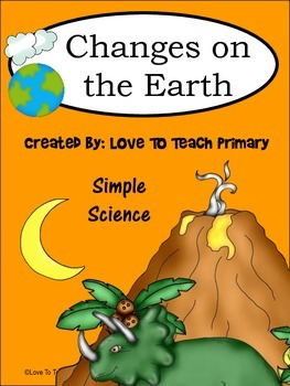 Changes on the Earth (Includes Water Cycle)