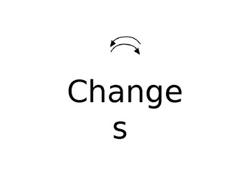 Changes ppt