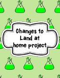 Changes to Land at home project