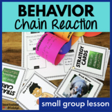 Changing Behavior by Breaking the Chains