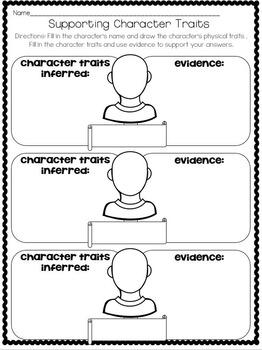 Changing Characters (RL2.3)