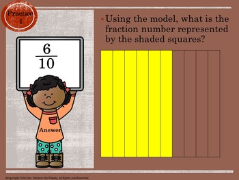 Changing Decimals to Fractions