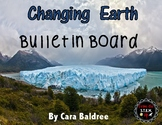 Changing Earth: Fast and Slow Changers Bulletin Board Set