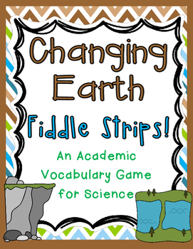 Changing Earth Fiddle Strips!