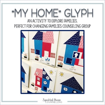 Changing Families group glyph for Elementary School Counseling