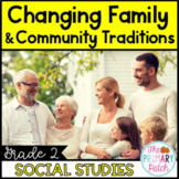 Changing Family Community Traditions: Grade 2 Social Studies | Distance Learning