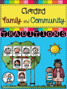 Changing Family and Community Traditions {Using Patricia Polacco Books}