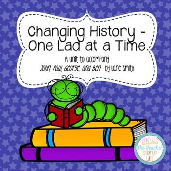 John, Paul, George, and Ben book activity {Changing History One Lad at a Time}