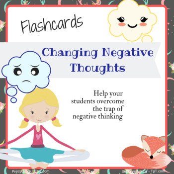 {FREE} Critical Thinking Worksheet for Changing Negative Thoughts
