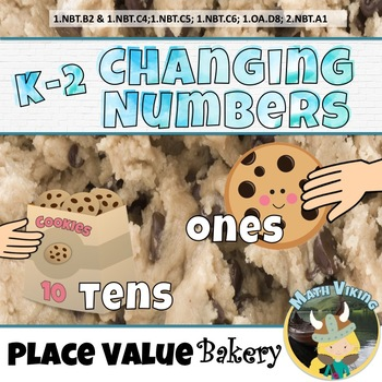 Changing Numbers K-2 Number Sense & Simple Fluency Assessment/Activity