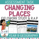 Changing Places: Fieldwork Study Booklet - Assessment Year