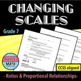 Changing Scales Worksheet