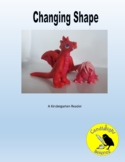 Changing Shape - Science Information Text