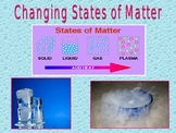 Changing States of Matter