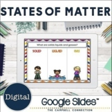 Changing States of Matter Activities Google Classroom