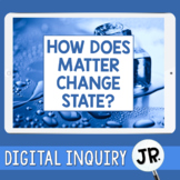 Changing States of Matter Digital Inquiry Jr. | 3rd Grade