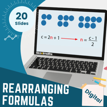 Changing The Subject Of A Formulae - 9th grade, 10th grade