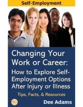 Career Change And Entrepreneurship After Injury or Illnes