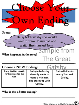 Changing the Ending
