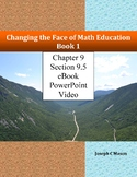 Changing the Face of Math Education Book 1 Free Download
