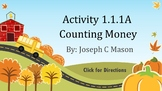 Changing the Face of Math education Book 1 Chapter 1 Activities