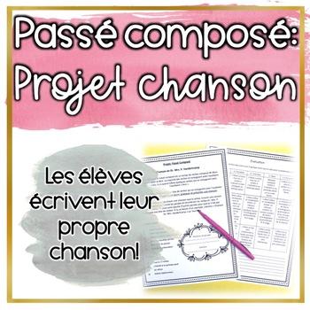 Chanson Dr. Mrs. P. Vandertramp - Passé composé