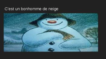 Chanson pour les enfants l'hiver by Jacques Prévert