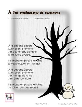 Chanter et danser au printemps : Pâques, Cabane à sucre, Poisson d'avril FR