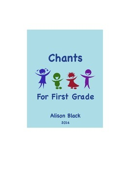 Chants For First Grade