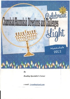 Chanukah Directions