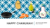 Chanukah Holiday Sequencing Activity