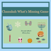 Chanukah What's Missing