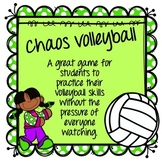 Chaos Volleyball: An alternative to a traditional volleyball game