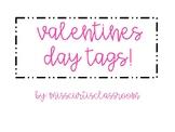 Chapstick Valentine's Day Card