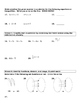 Chapter 1-2 Test A