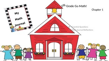 Chapter 1 Go Math Essential Questions and Journal Preview