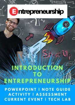 Entrepreneurship Chapter 1 Introduction to Entrepreneurship