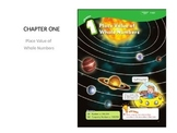 Chapter 1 Math in Focus Power Point - Grade 4
