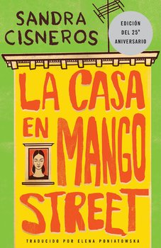 Chapter 1 Questions & Art Activity in Spanish & English La casa en Mango Street