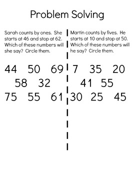 Chapter 1 Test - GoMath Sup