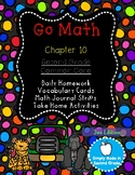 Go Math!  Chapter 10 Second Grade Supplemental Resources-C