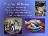 Chapter 10: Prentice Hall: America: A History of Our Nation