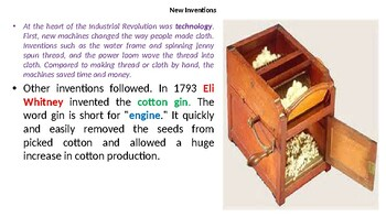 McGraw Hill US History Chapter 11 Powerpoint